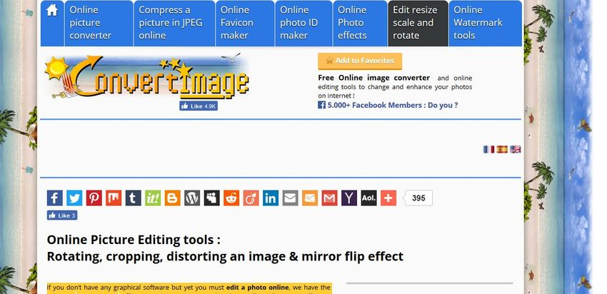 BMP Online Editor-Convert Image