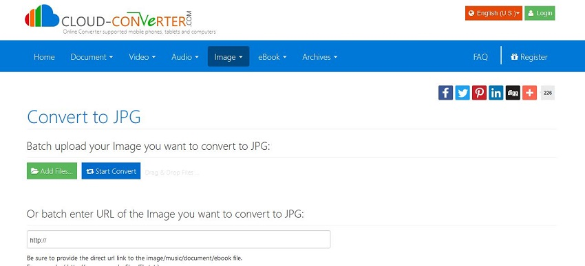 Turn DDS to JPG-Cloud Converter