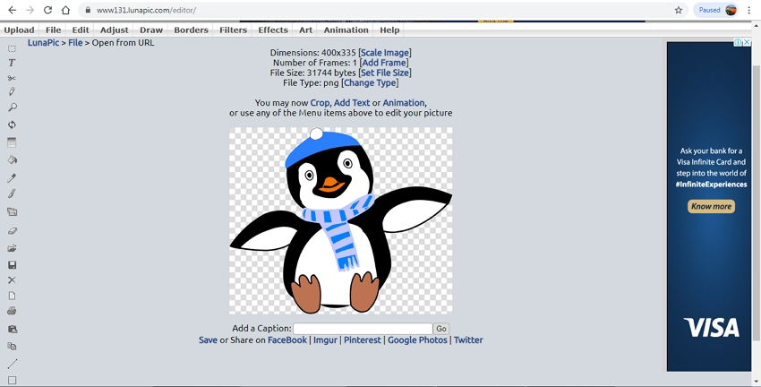 Credible PNG File Editor to Edit PNG Images