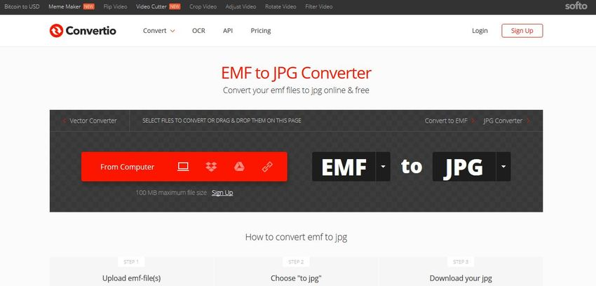 How to Change EMF to JPG