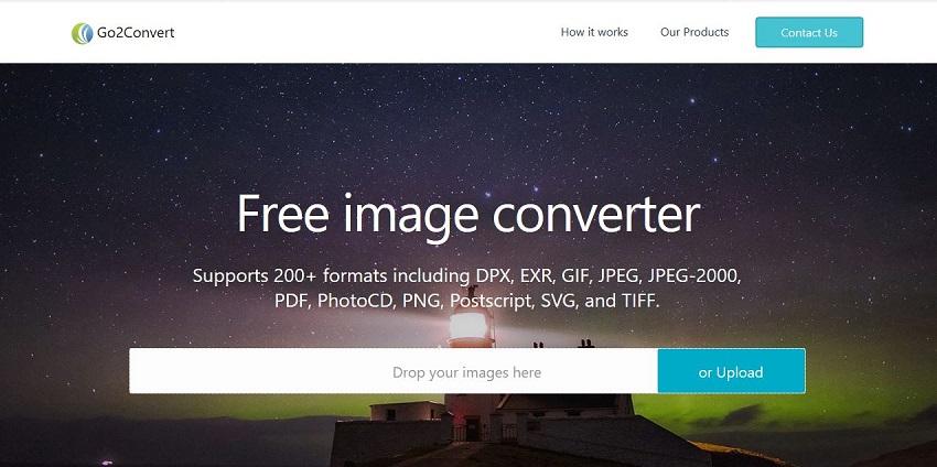 convert picture to JPG format-Go2Convert