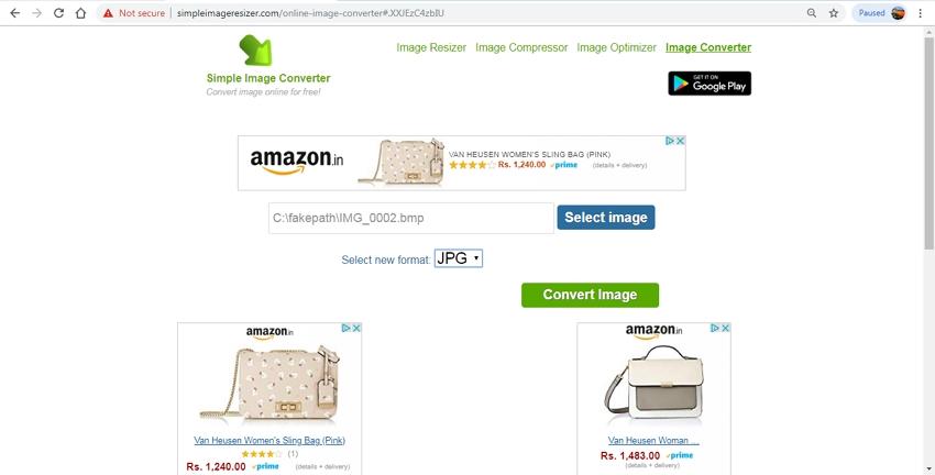 JPG Converter-Simple Image Converter