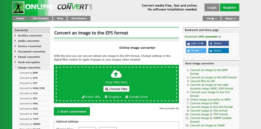 convert JPG to EPS format-Image Online Convert