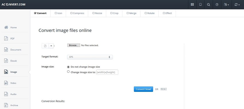 Convert your jpg files to eps online & free