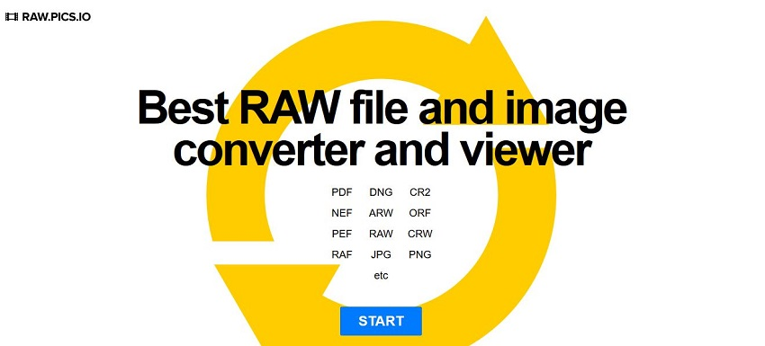 Convert JPG to RAW-RAW Pics