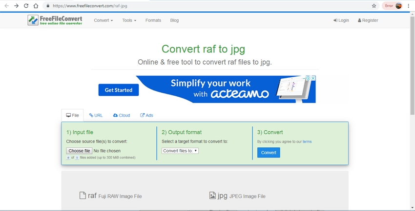 conversion to jpg-FreeFileConvert