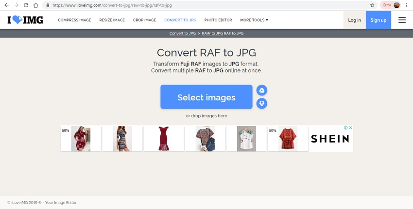 Best Converter for RAF to JPG