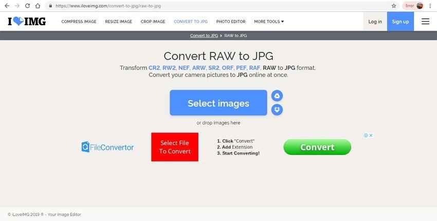 load RAW file-Iloveimg