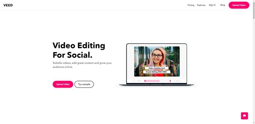 video brightness editor-Veed