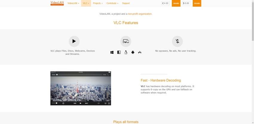 Crop Video in VideoLAN