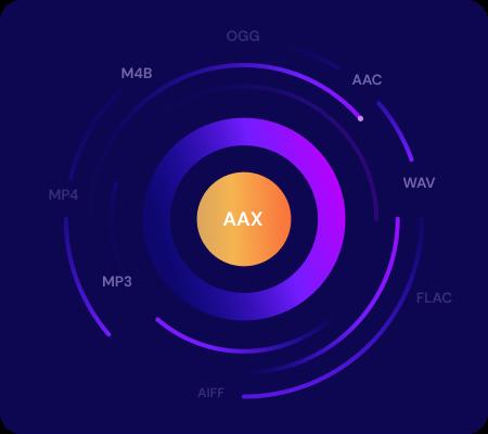 convertidor de aax