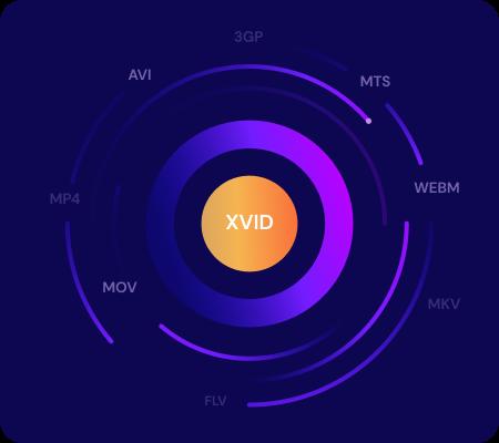 free online xvid converter