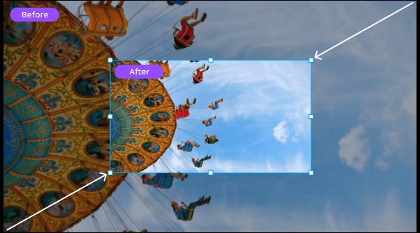 resize image pixels